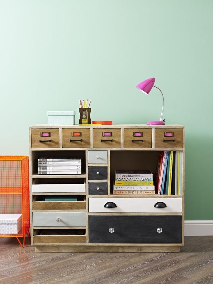 Five: Oliver Bonas have the best furniture.