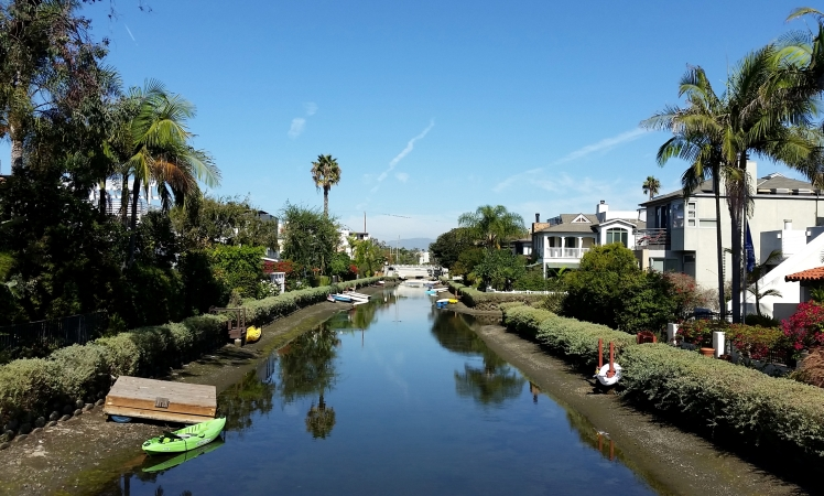 Venice Canal District