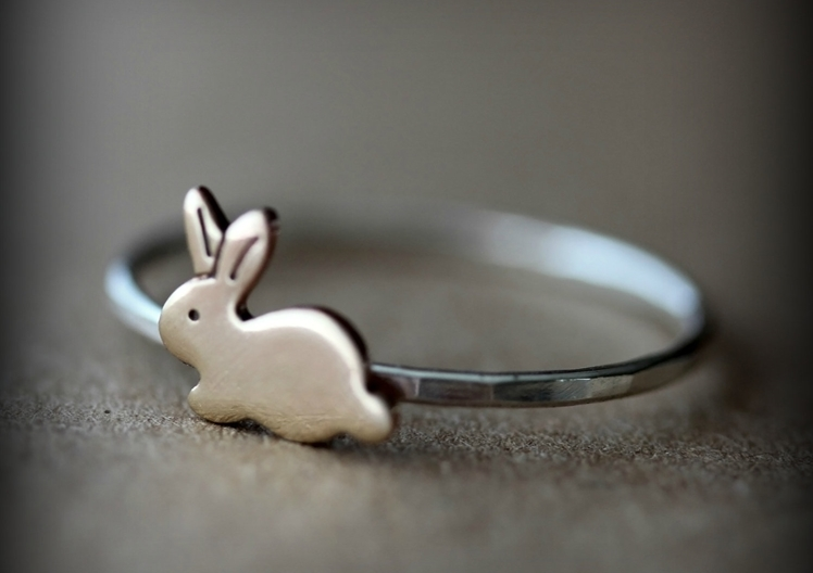 Bunny Ring | Le Cubicule