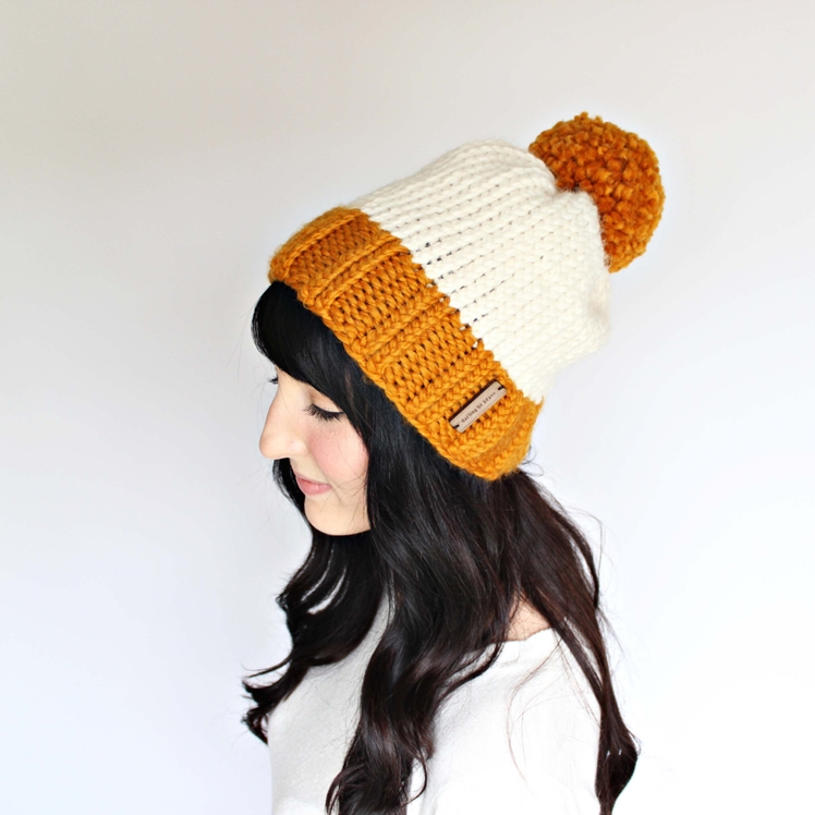 The Esther Knit Beanie | Darling Be Brave