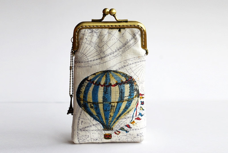Hot Air Balloon Phone Case | Lazydoll