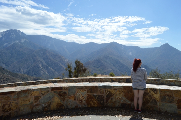 Sequoia National Park Viewpoint