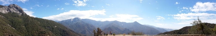 Sequoia National Park Panorama