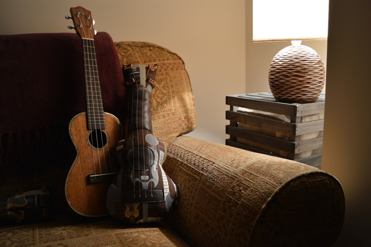 Ukulele Cushions - Midgins' Blog