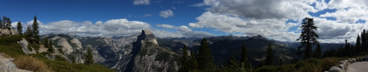 Yosemite National Park Panorama Midgins' Blog