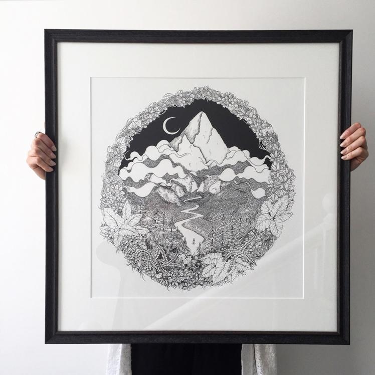 Mountain Path 2
