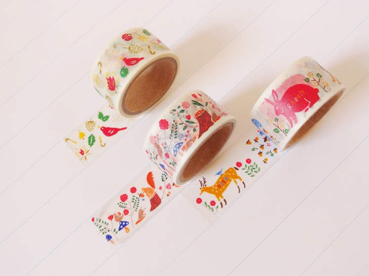 Washi Tape Set | Furze Chan