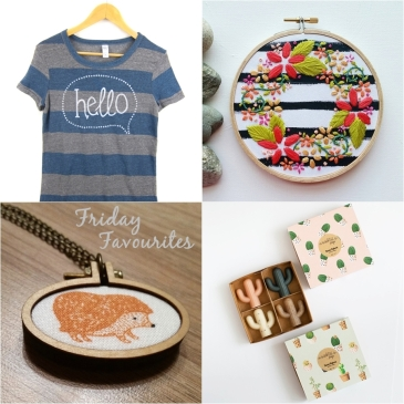 Friday Favourites Midgins' Blog