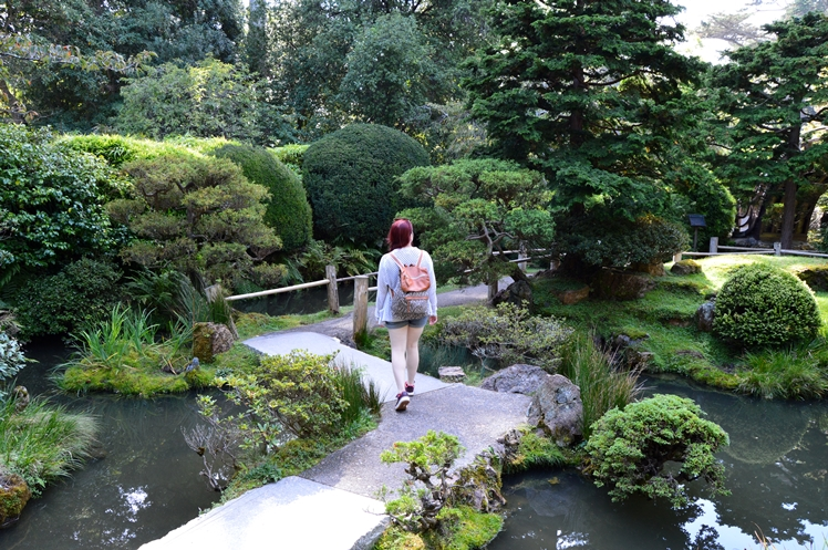 San Francisco Japanese Tea Garden - Midgins' Blog