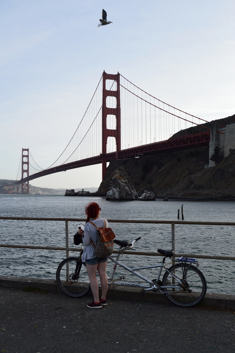 Golden Gate Bridge - Midgins' Blog