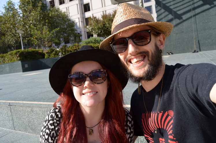San Francisco Honeymoon - Midgins' Blog