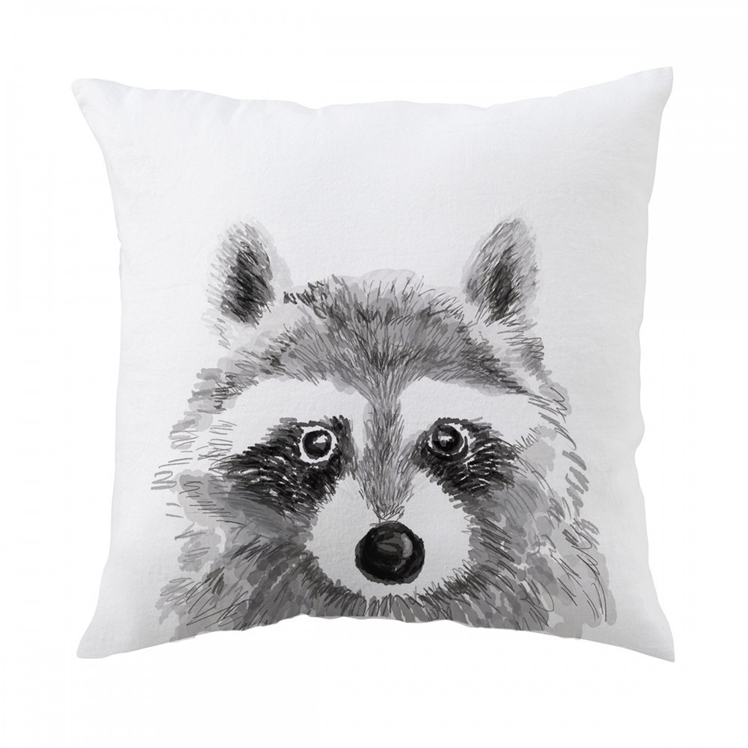 Raccoon Pillow | Triple Studio