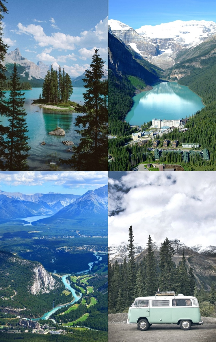 Alberta Travel Inspiration | Midgins' Blog