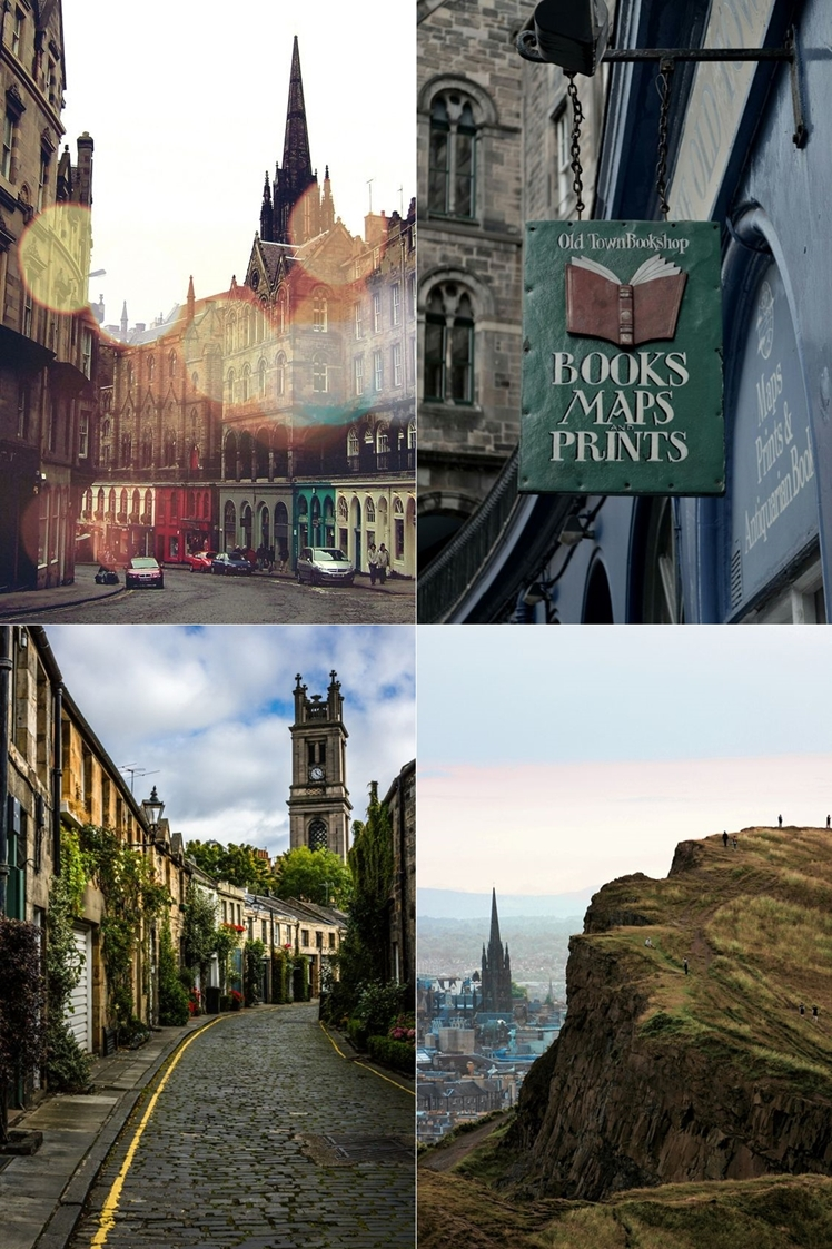 Edinburgh Travel Inspiration | Midgins' Blog