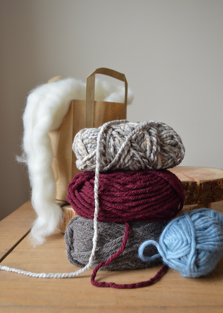 Wool - Taking Stock May - Midgins' Blog