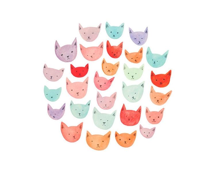 Cats   Amy Borrell