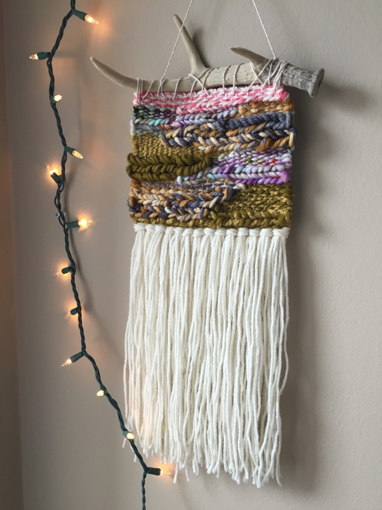 Woven Wall Hanging | Pineapple Phi