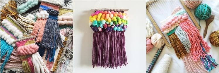 Wool & Weave Instagram