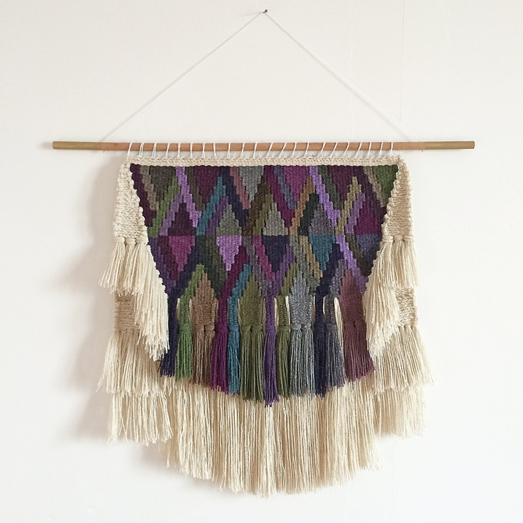 Woven Wall Hanging | Only A Paper Moon