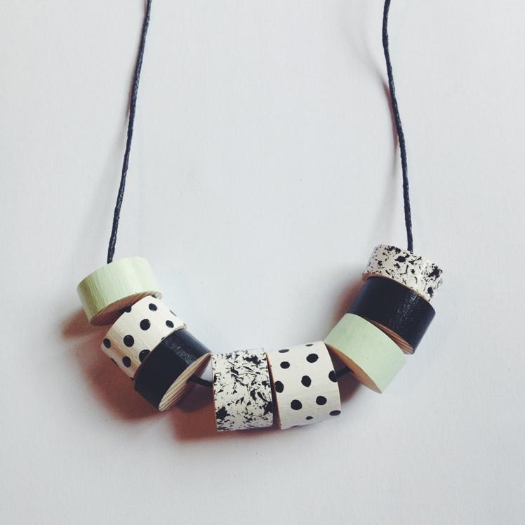 Beaded Necklace | Lucie Ellen