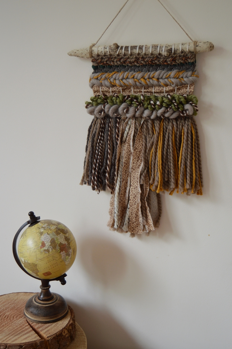 Woodland Wall Hanging - Midgins'