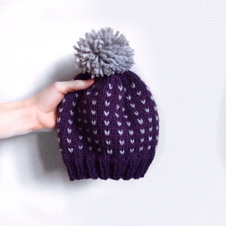 Mulberry Beanie | Peony and Thyme
