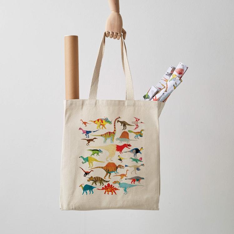 Dinosaurs Bag | Cha Com Letras