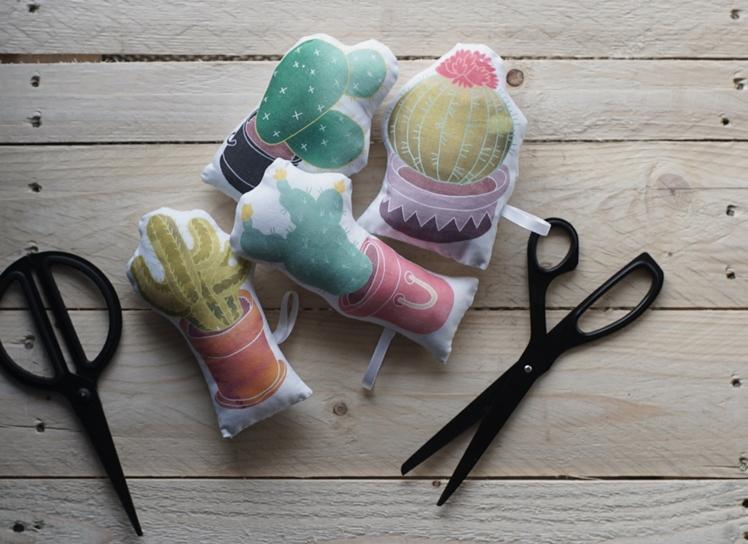 Cactus Pin Cushion | Sew Cool Dolls