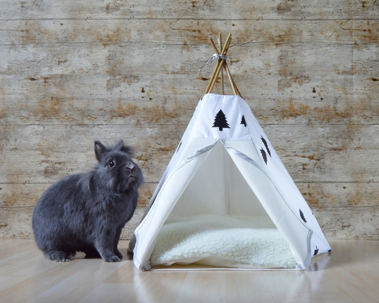 Rabbit Teepee | Hip Tepee Hooray