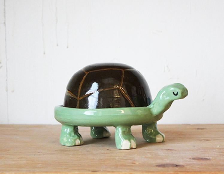 Turtle Butter Dish | Beardbangs