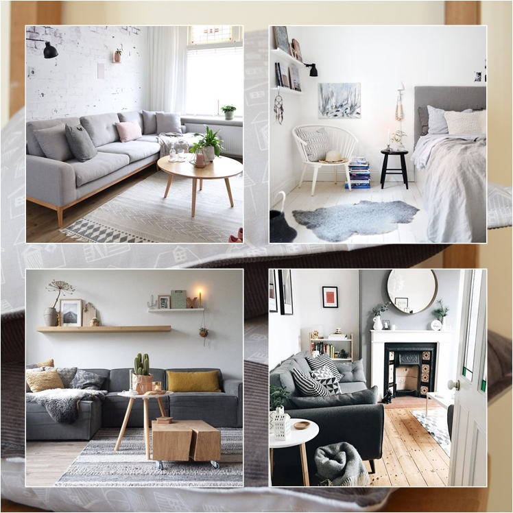 Scandinavian Interior Inspiration | Midgins'