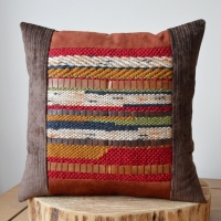 WOVEN CUSHION & PINSPIRATION #16