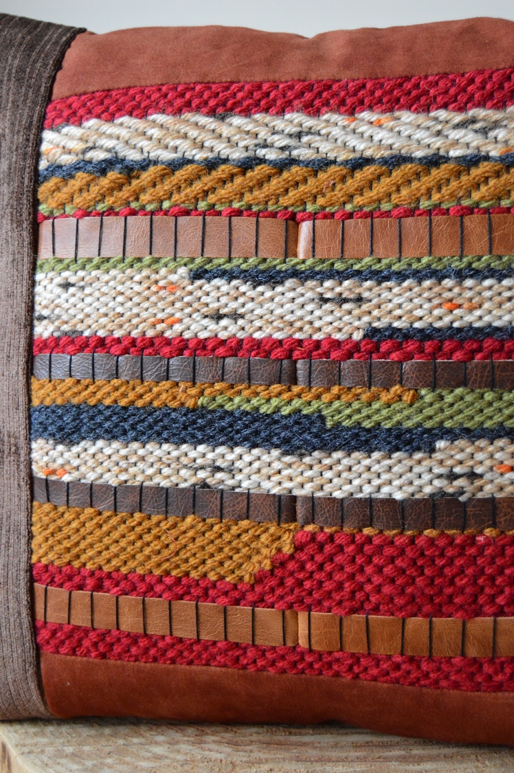 Woven Cushion - www.midgins.com