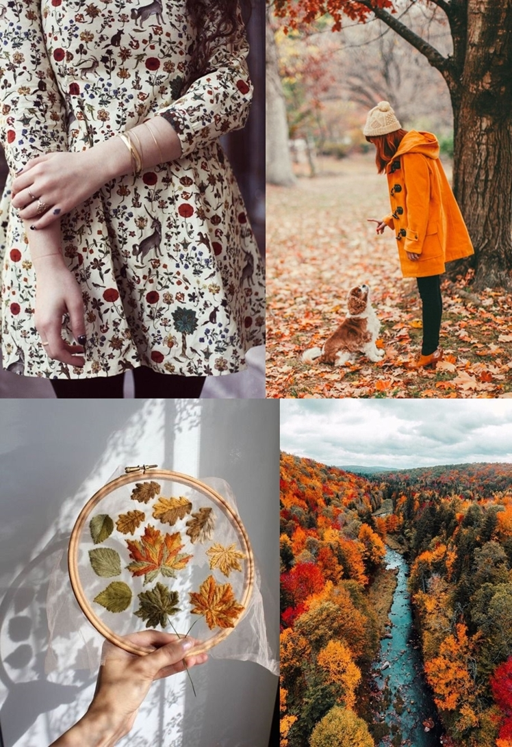 Autumn Inspiration | Midgins'