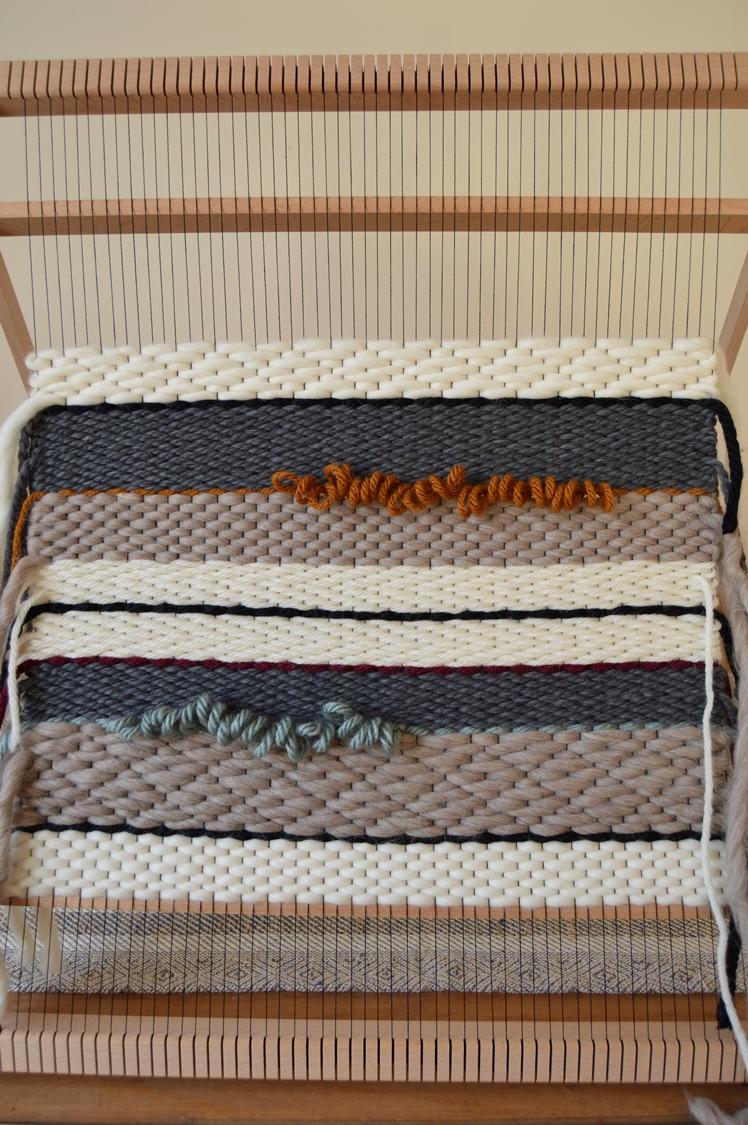 Loom Weaving | Midgins'