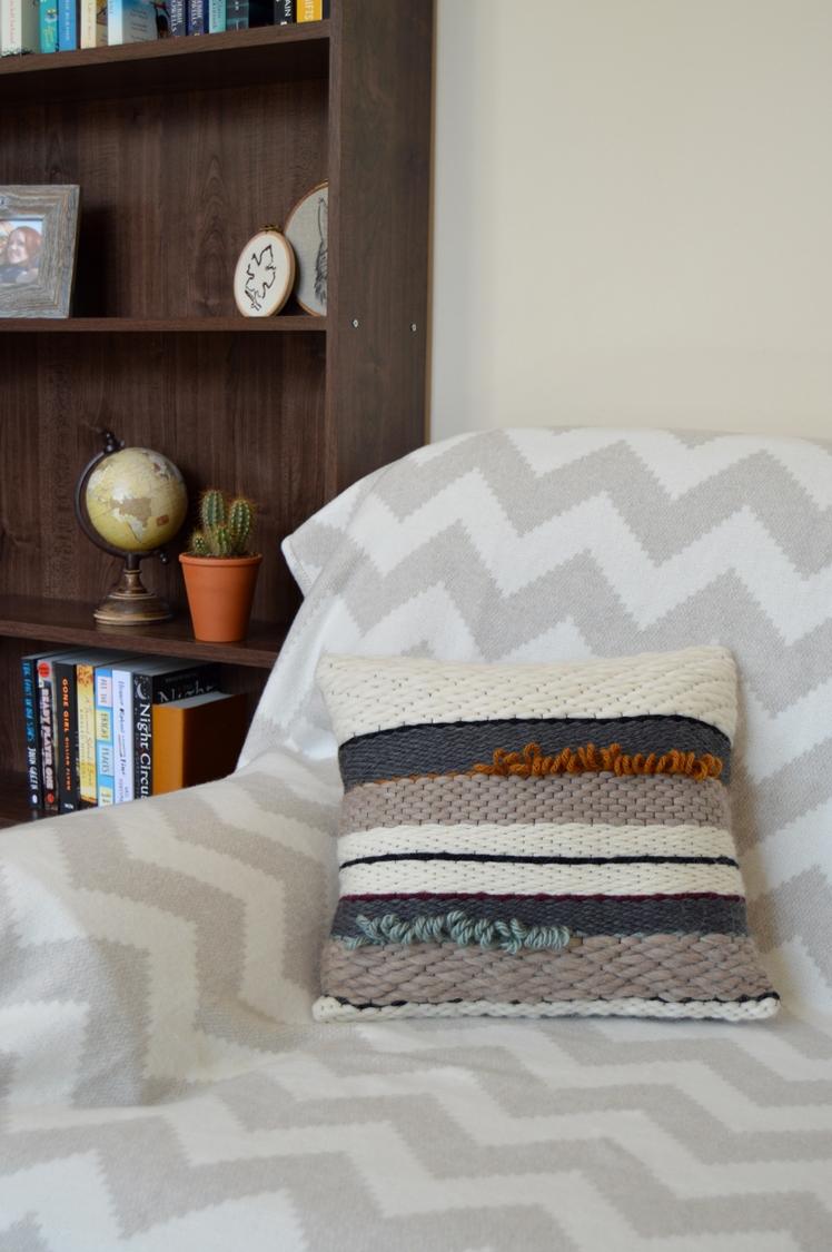 Woven Pillow | Midgins'