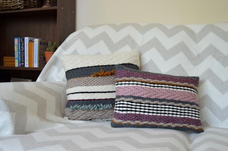 Woven Pillows | Midgins'