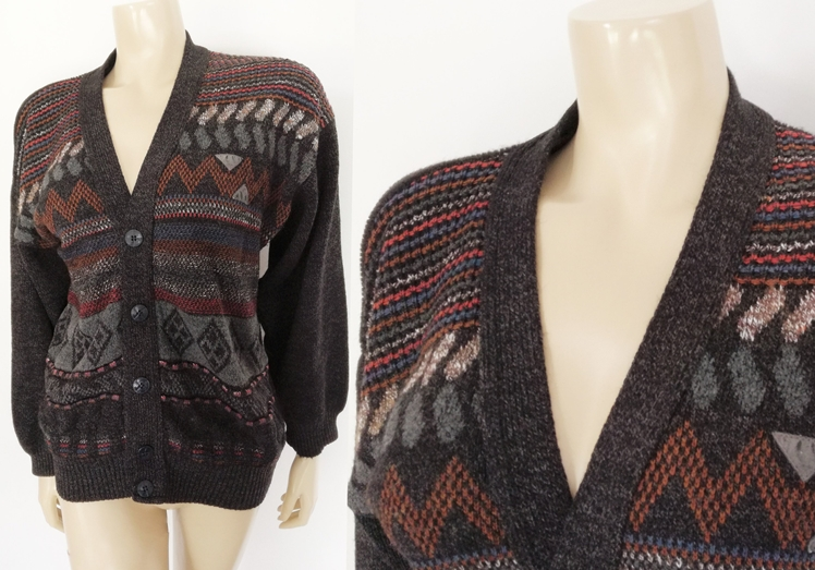 Vintage Cardigan | Girl Sells Vintage